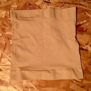 Spandex waist shaper